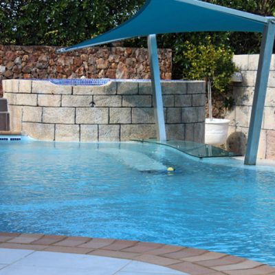Pebble Pro Pool Finishes - Portugal