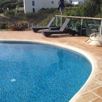 Pebble Pro - Finishes - Portugal - Golden Beach - Azure